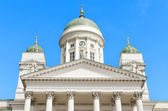 Helsinki Cathedral, Finland. — Stock Photo