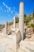 Ancient ruins in Ephesus Turkey — Stock Photo