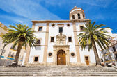 Church la Merced in Ronda, Malaga, Andalusia, Spain. — Stock Photo