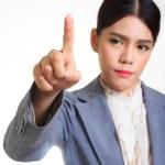 Business woman — Stock Photo #75108949