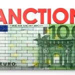 Sanctions — Stock Photo #67161739