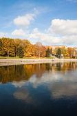 Autumn in Minsk — Stock Photo