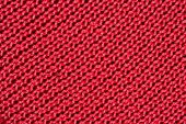 Red stockinet background — Stock Photo