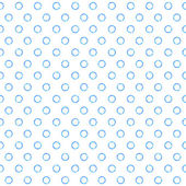 Seamless pattern with polygonal rounds. — Stock Vector