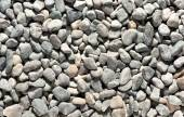 Background texture of waterworn stones — Stock Photo