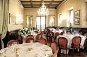 Elegante bruiloft locatie — Stockfoto