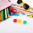 School stationery — Stock Photo #55037671