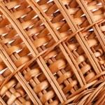 Wicker basket texture — Stock Photo #55040019