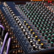 Studio mixer detail — Stock Photo #66424243