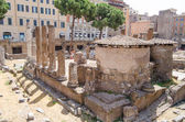 Imperial Roman Ruins — Stock Photo
