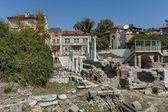 The ancient stadium Philipopolis in Plovdiv — Stock Photo