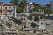 The ancient stadium Philipopolis in Plovdiv, Bulgaria. — Stock Photo