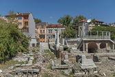 The ancient stadium Philipopolis in Plovdiv, Bulgaria. — Stock Photo