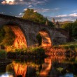Stirling Bridge at sunset — Stock Photo #56327919