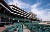 Churchill Downs seating — Stock Photo