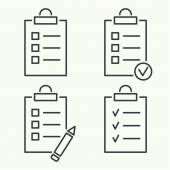 Set vector icons. — Stock Vector