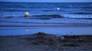 Beach — Stock Video