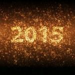 Happy new year 2015, easy editable — Stock Vector #57538935