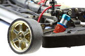 Radio-controlled car - RC cars buggy, machine of electronic car — Stock Photo