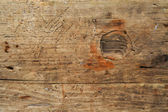 Old wooden texture for creative background. Abstract background and empty area for texture or presentation files. — Stock Photo