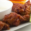 Постер, плакат: BBQ Buffalo Wings