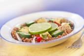 Tabbouleh Salad — Stock Photo