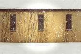 Grunge Abandoned Building — Stock Photo