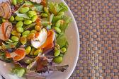 Edamame Salad — Stock Photo