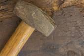 Small Sledge Hammer — Stock Photo
