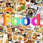 World Cuisine Collage — Stock Photo #79855468