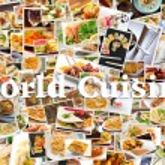 World Cuisine Collage — Stock Photo #79857784