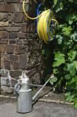 Garden watering equipment — Stockfoto