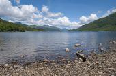 Loch Lomond — Stock Photo