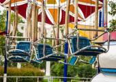 Roundabouts — Stock Photo