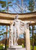 Escultura de Apolo — Foto de Stock