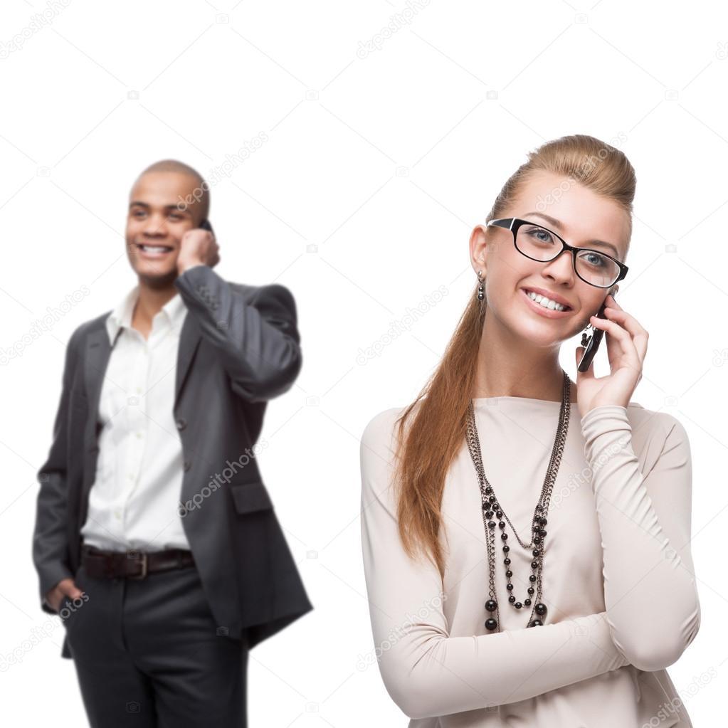 Resultado de imagen para EMPRESARIOS POR TELEFONO