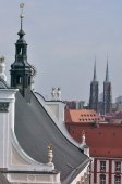 Wroclaw Poland — Stock Photo