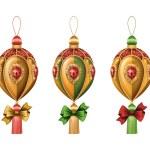 Christmas festive ornaments — Stock Photo #53111783