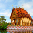 Wat Plai Laem. Buddhistic temple on Koh Samui, Thailand — Stock Photo #60710555