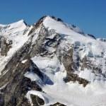 Monte Rosa mountain view — Stock Photo #59822907