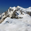 Monte Rosa and Liskamm — Stock Photo #59823961