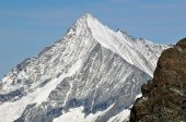 Le Weisshorn au-dessus de Zermatt — Photo
