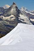 Matterhorn i sommaren — Stockfoto