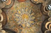Jesus and the Apostles interior — Stock Photo