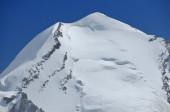 Вид на швейцарские Альпы — Стоковое фото