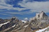 Swiss Alps view — Foto Stock