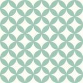 Seamless pattern retrò di vettore — Vettoriale Stock