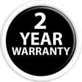 Button warranty — Stock Vector