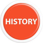Button history — Stock Vector