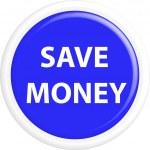 pulsante Salva denaro — Vettoriale Stock  #77423604